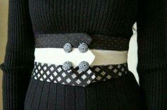 Diy obi sash belt ideas
