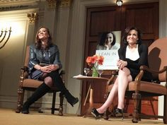 NPR's Michele Norris interviews Facebook COO Sheryl Sandberg about her book LEAN IN at DC's Sixth and I Historic Synagogue.  Read more about the evening on This is NPR!