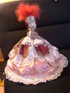 OOAK Barbie as Marie Antoinette Beautiful Lace