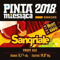 Pinta - Sangriale    http://www.beer-pedia.com/index.php/news/19-global/5919-pinta-sangriale    #beerpedia #browarpinta #fruitale #simcoe #citra #mosaic #beerblog #beernews #newrelease #newlabel #craftbeer #μπύρα #beer #bier #biere #birra #cerveza #pivo #alus