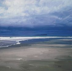 Oil Paintings  Landscapes & Seascapes  Contemporary Art  Ayrshire Scotland  Gallery  John Bell #OilPaintingWater #OilPaintingBoat