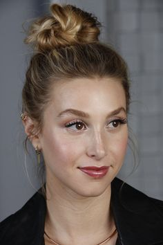Get Whitney Port's Tinker Bell-Inspired Beauty Look | Disney Style | Beauty
