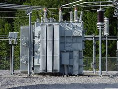 A transformer is created of two coils (main-field and minor-inductance), between which there is no power contact.