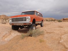 Sep 2012 #CK5 Chevy Suburban on the rocks