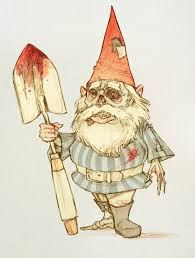 gnome drawing - Google Search