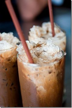 coolest adult drink recipes ever dreamed of | Saturday Night Drink: The BEST Iced Coffee–The Perfect Party Drink!