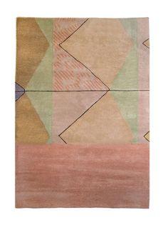 Alyson Fox's Landscape Rug: Remodelista