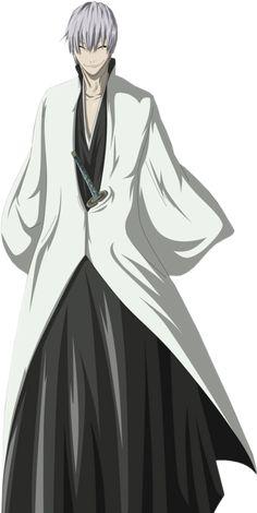 Gin Ichimaru  was the Captain of the 3rd Division of the Gotei 13 until he betrayed Soul Society, alongside Sōsuke Aizen and Kaname Tōsen. His lieutenant was Izuru Kira.