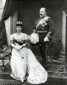 Alexandra de Danemark - Wikipédia