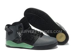 d1715d7cbb Supra Skytop III Black Grey Green Men's Shoes, Price: $64.00 - Air Yeezy  Shoes