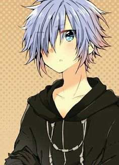 I finally found a picture of him that I like! <3