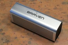 Can link two together for wireless stereo | Braven 710 Bluetooth speaker