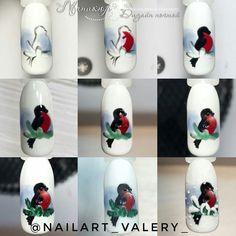Community wall photos Red Christmas Nails, Xmas Nails, Christmas Nail Designs, Get Nails, Winter Nail Art, Winter Nails, Animal Nail Art, Disney Nails, Toe Nail Designs