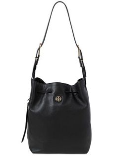 TORY BURCH BUCKET BLACK | LUISAVIAROMA