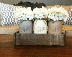 Decorative jars (wedding)