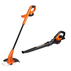lowes weed eater. shop worx ni-cad curved grass trimmer/edger and blower combo kit at lowe\u0027s canada. lowes weed eater e