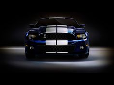 New Shelby Mustang