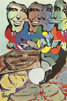 Jorge de la Vega, Public Relations, 1965