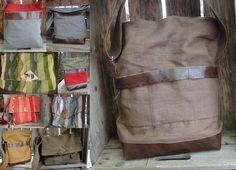 tinistaschen: Tasche aus alter Jeans - Tutorial