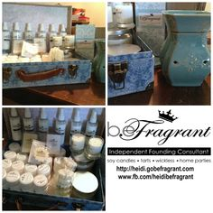 beFragrant~Fragrance spray, tarts, melts, candles, wickless candles, soy wax, and warmers!!!http://cristin.gobefragrant.com/
