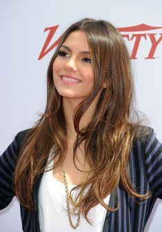 victoria justice brown hair - Google Search