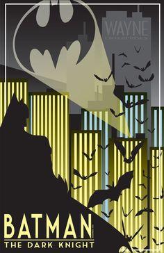 Batman - CuddleswithCats.deviantart.com