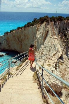 Lefkada as seen by Eliverta Kosho