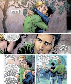 Green Lantern/Alan Scott Officially Comes Out