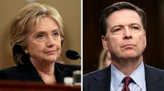 """PAPER: NSA Offered Hillary Clinton's """"Lost"""" Emails to FBI— Comey Turned Them Down"""