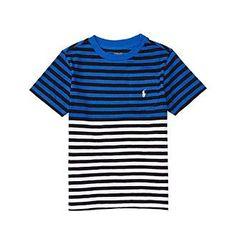 Polo Ralph Lauren® Boys' 5-7 Slub Jersey Pocket Tee