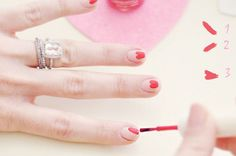 10 Easy And Adorable DIY Manicures