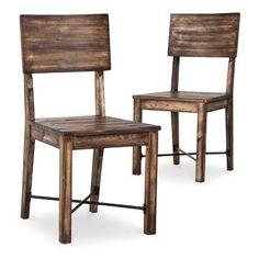 Mudhut™ Perdana Dining Chair - Set of 2