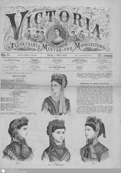 46 - Nro. 13. 1. April - Victoria - Seite - Digitale Sammlungen - Digitale Sammlungen