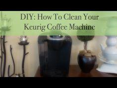 Clean Keurig® Brewer Needles & K-Cup® Pack Holder - Keurig How To - Official Video - YouTube