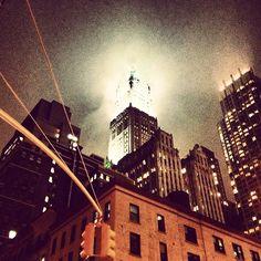 """The Woolworth Building"" —yawetse"