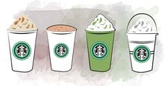 The Devastating Truth of Starbucks - you may want to check the calories in your fave drinks before you order! Starbucks, Foodies, Drinks, Check, Drink, Beverage, Drinking