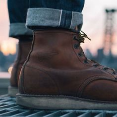 "aestheticadventure: ""lifestylestudies: ""Moc Toe 875 and Selvage Jeans!! """