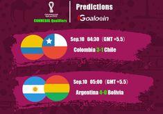 #FIFA #WorldCupqualification #CONMEBOL #Chile