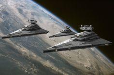 Imperial Class Star Destroyer - Star Wars