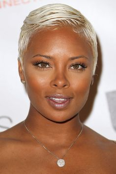 eva marcel hair | Eva Pigford Actress Eva Pigford attends the UK Style by French ...