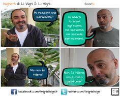"""""""Scavitù"""" #comics #fumetto #fotoromanzo #palermo #cabaret"""