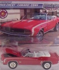 Johnny Lightning Muscle Cars USA 1969 Chevy Camaro