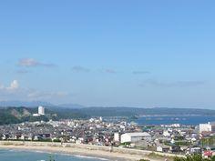 kushimoto town japan