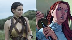 Game of Thrones' Jessica Henwick Will Play the Female Lead in theIron FistTV Series