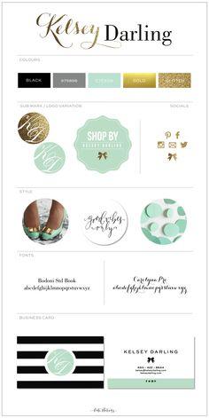 Kate Stevens Designs: KELSEY DARLING