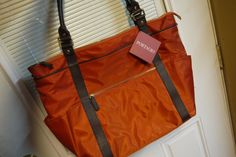 At the Fence: Traveling Days : Portagio Together Tote Review + Giveaway!