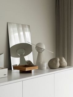 #interior #homedecor #decoration Exterior Design, Interior And Exterior, Arched Windows, Gothenburg, Ceiling Height, Terrazzo, Sweet Home, New Homes, Shelves