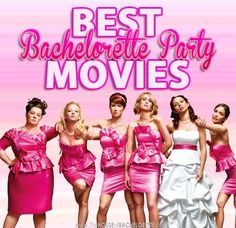 Interested in a low-key party? The House of Bachelorette created a list of the best bachelorette party movies. Prepare to have a hilarious girls night in!