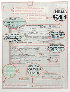 obamas birth certificate hmmmmm and the link