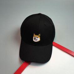 2016 New Fashion Baseball Cap Men Women Embroidery Cute Dog Hip-hop Caps Women Autumn Summer Sun Hat Drop Shipping Gorros Bone #clothing,#shoes,#jewelry,#women,#men,#hats,#watches,#belts,#fashion,#style